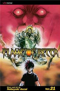 Free eBook Flame of Recca, Vol. 21 download