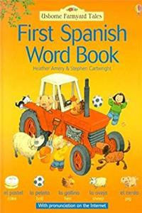 Free eBook First Spanish Word Book (Farmyard Tales First Words) (Multilingual Edition) download