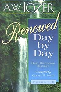 Free eBook Renewed Day by Day: A Daily Devotional download