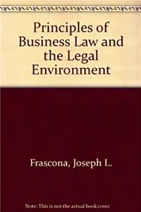 Free eBook Principles of Business Law and the Legal Environment download