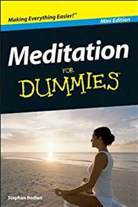 Free eBook Meditation for Dummies (Pocket Edition) download