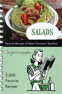 Free eBook Salads: Favorite Recipes of Home Economic Teachers download
