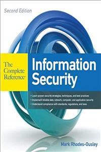 Free eBook Information Security: The Complete Reference, Second Edition download