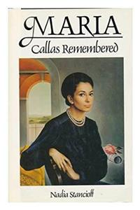 Free eBook Maria Callas Remembered download