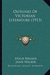 Free eBook Outlines Of Victorian Literature (1913) download