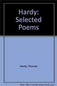 Free eBook Hardy: Selected Poems download