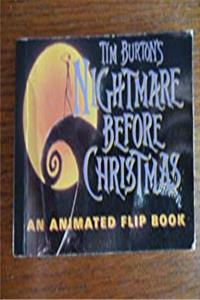 Free eBook Tim Burton's The Nightmare Before Christmas: An Animated Flip Book download