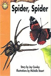 Free eBook Spider, Spider (Sunshine Fiction, Level 1, Set E) download